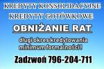 Nowość! Kredyt gotówkowy i konsolidacyjny jeszcze wygodniej! Cała Polska!